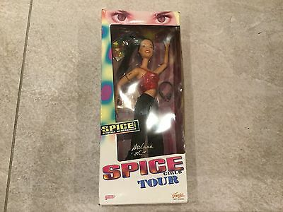 Collectable Spice Girls Mel C Doll. Sporty. Spice Girls Tour. New. Boxed. 1998.