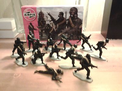 1/32scale airfix sas special forces painted