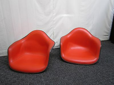 Herman Miller Charles Eames Padded Armshell 2 available 2 available 2 available