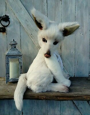 Handmade OOAK dog, Cocoandclare, Artist soft Plush, Collectors Bears, GSD, wolf