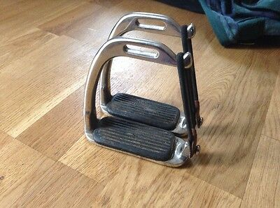 4.5 Korsteel Inch Safety Stirrups