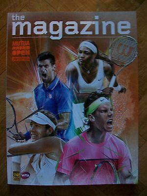 MUTUA MADRID OPEN 2016 - the magazine - Masters 1000 ATP / WTA Tennis / Tenis