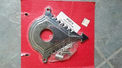 Side mounted stock relocation ignition plate for Kawasaki Vulcan Vn1500 T-1515