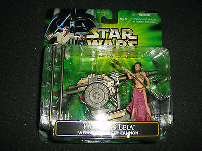Star Wars Lot #1 Princess Leia Organa Collection, Jabba's Dancers (7 Items)