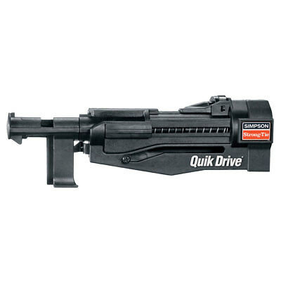 """1""""- 2"""" Drywall to Wood or Steel Attachment Quik Drive QDPRO200G2 New"""