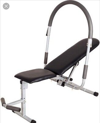 A B  Pro   Exercise   Machine  Bench