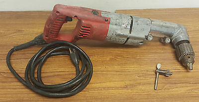(81580) Milwaukee 1/2in D-Handle Right Angle Drill