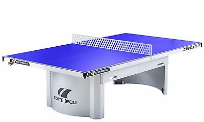 Blue Cornilleau Pro 510 Outdoor Table Tennis Table