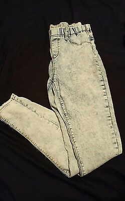 size 12 newlook jeggings