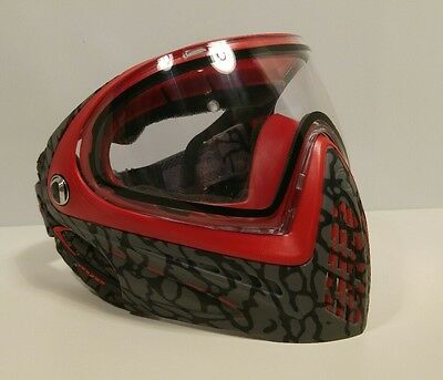 Dye i4 Paintball Mask (airsoft goggles)