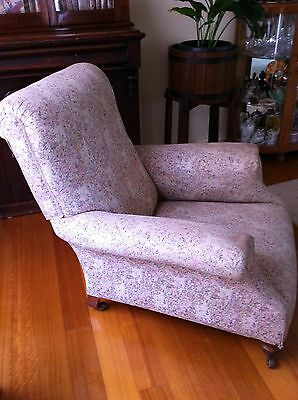 Victorian Lounge Chair Williamstown 3016