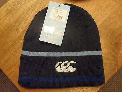 Rugby World Cup Beanie Hat Canterbury BNWT RRP £12 One Size