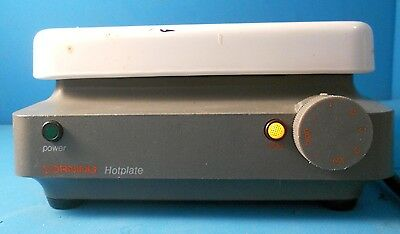 "Corning Pc-300 555 Watt Laboratory Hot Plate 5""x7"" Plate"