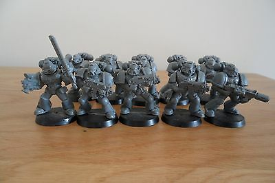 Warhammer 40K - Space Marine Tactical Squad