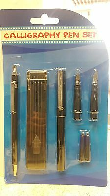 Beginners Calligraphy Pen Set, Handwriting,  Arts and crafts etc