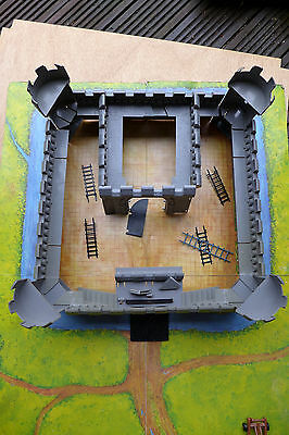 Timpo Toy Medieval Castle Fortess