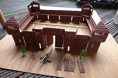Timpo wild west outpost fort