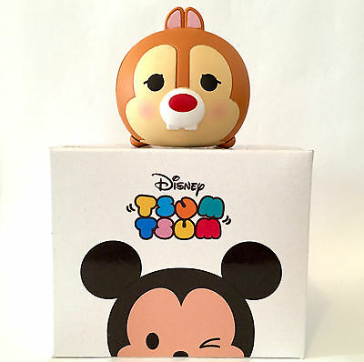 """Disney 3"""" Vinylmation Tsum Tsum Vinyl Series """"dale"""" Of Chip N Collectible Toy"""
