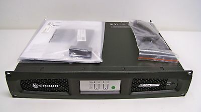 Crown DCi 4 300N DriveCore Install Series Network Amplifier (3A)
