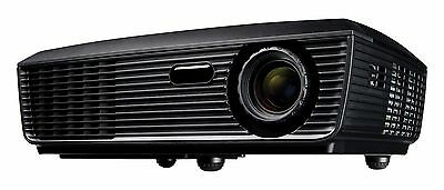 Optoma Dw318 2500 Lumens Hdmi 3D Home Cinema Projector New 4000 Hour Lamp 1080P