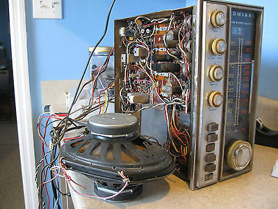 Admiral AM - FM Stereo Multiples Receiver