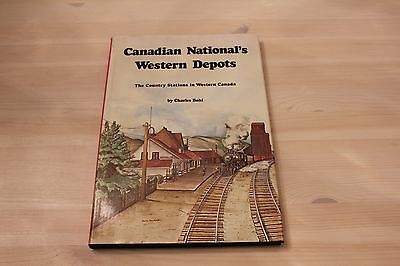 Canadian National's Western Depots - The Country Stations in Western Canada