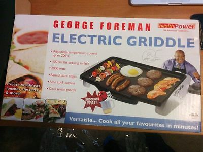 George Foreman Electric Griddle