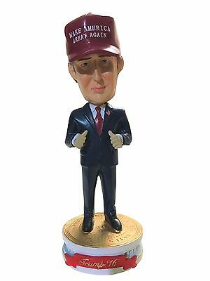 Donald Trump Make America Great Again President Bobblehead Doll