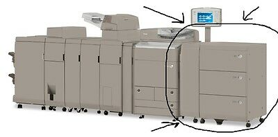 CANON IMAGERUNNER IR Multi Drawer Paper Deck PD-A1 3699B002AA FJW0722 C9065 9075
