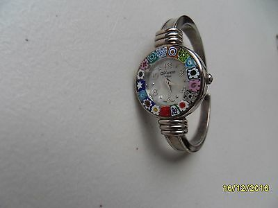 Woman's watch - Murano Glass watch from Venice