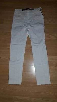 River Island white jeans size 8