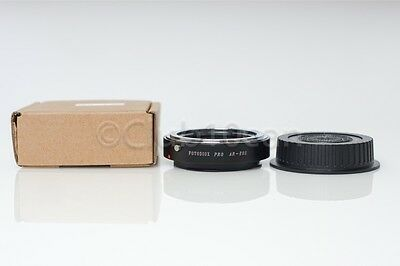 Fotodiox Pro Lens Mount Adapter for Konica AR Lens to Canon EF-Mount Camera