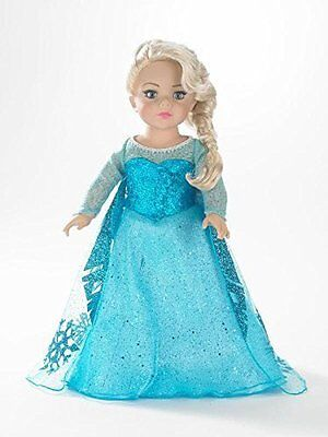 Madame Alexander Doll ELSA from the Disney Movie FROZEN 18 inches tall NIB