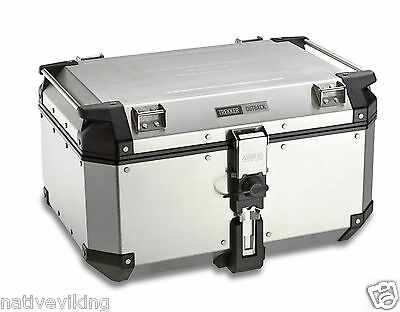 Givi TREKKER OUTBACK 58L OBK58A TOP BOX new IN STOCK fits any GIVI MONOKEY plate