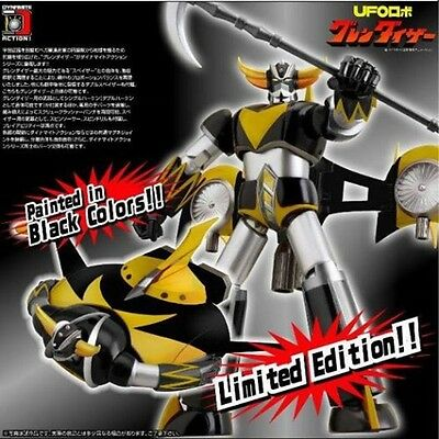 GRENDIZER - GOLDRAKE UFO ROBOT - EVOLUTION TOY - DYNAMITE  N. 19 Limited Black