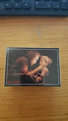 the Crow City of Angels 90 trading card base set by kitchen sink