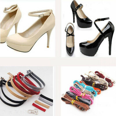 Holding Leather High Heeled Shoe Straps Shoe Lace Shoes Band