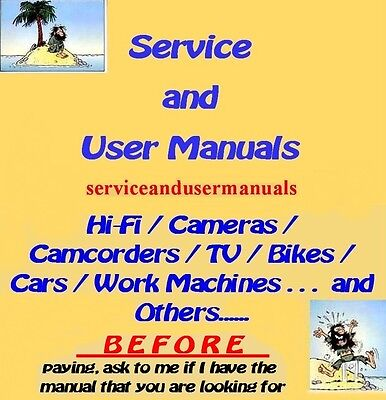 Fisher  Service Manual