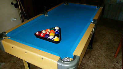 Billiard Table 6ft x 3 ft - Good Condition