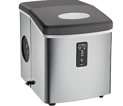 Igloo ICE103 Counter Top Ice Maker with Over-Sized Ice Bucket