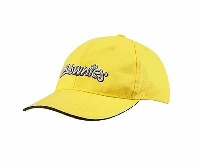 BROWNIES BASEBALL CAP: Official supplier: BRAND NEW Official Brownies Hat