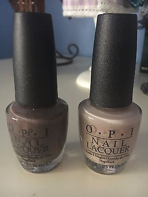 @@@ 2 Vernis A Ongles Opi @@@