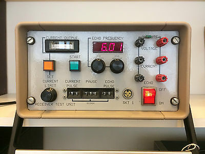 Claude Lyons Echo Frequency Receiver Test Unit