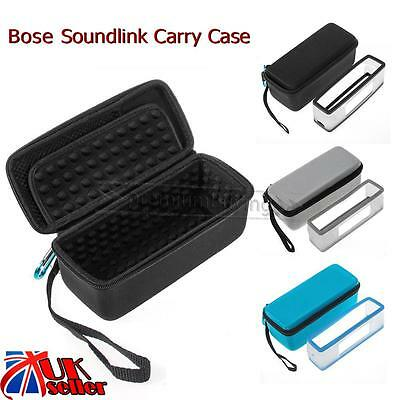 Carry Case Cover + Rubber Skin for Bose Soundlink Mini 1 2 II Bluetooth Speaker