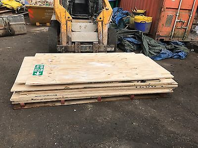 Plywood 18mm 8x4 (10 Sheets)
