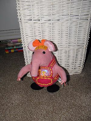 Musical light up Tiny Clanger