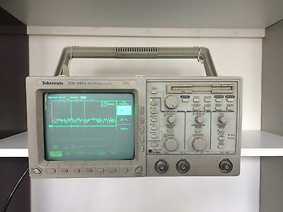 Tektronix TDS340A 100MHz Two Channel Digital Real Time Oscilloscope