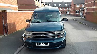Chevrolet astro van 4.3 v6 in good condition