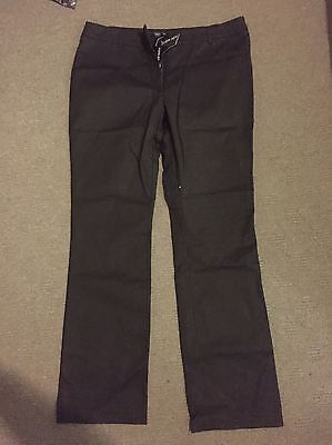 Forever New Black Work Pants Size 16