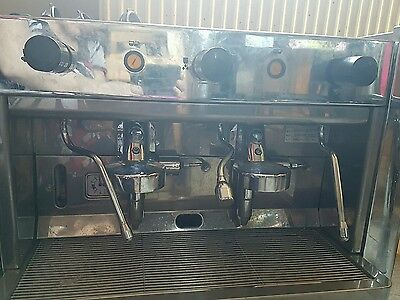 brasilia gradisco 2 group commercial coffee machine